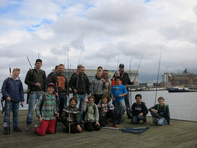 street fishing Amsterdam 027