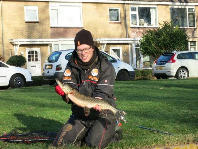 vissen met Joost 003